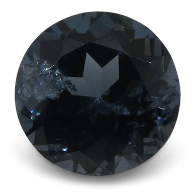 Spinel 1.02cts 5.95x5.88x4.36mm Round Blue $150