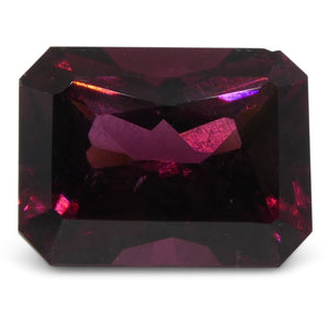 Garnet 2.63cts 8.67x6.58x4.84mm Radiant Red $150