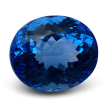 67.75 ct Oval Swiss Blue Topaz