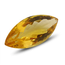 6.27 ct Marquise Citrine