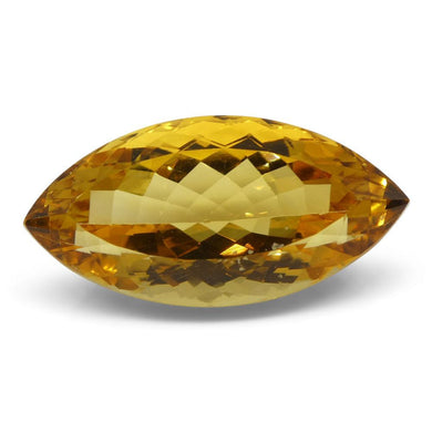 12.44 ct Marquise Citrine - Skyjems Wholesale Gemstones