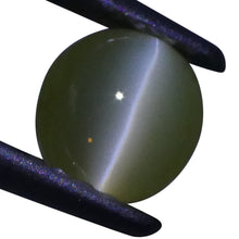0.92 ct Cat's Eye Chrysoberyl Oval Cabochon