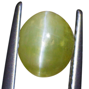 1.19 ct Oval Chrysoberyl Cat's Eye