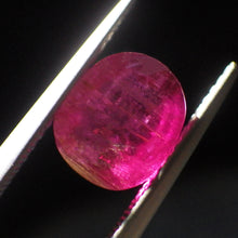 2.67 ct Cabochon Cat's Eye Pink Tourmaline