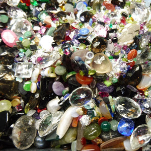 50cts Mixed Chipped, Abraided and Rejection Gems Wholesale Lot - Skyjems Wholesale Gemstones