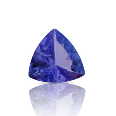 0.88 ct Triangle/Trillion IGI Certified with Inscription - Skyjems Wholesale Gemstones