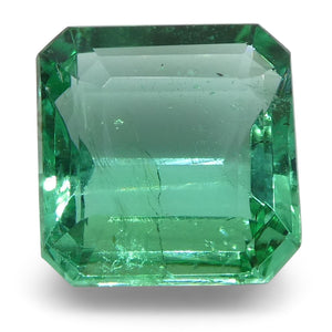 1.17ct Emerald Square - Skyjems Wholesale Gemstones