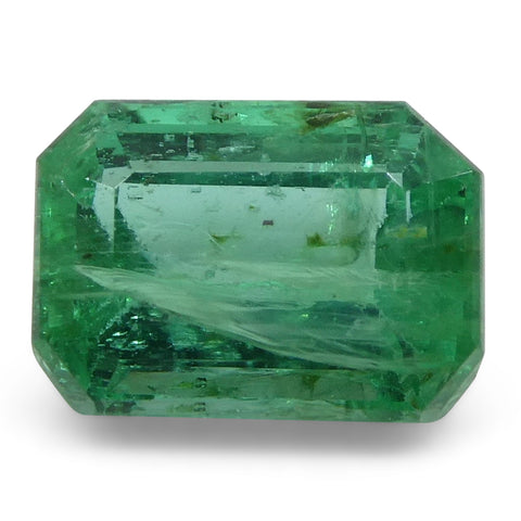 1.23ct Emerald Cut Emerald