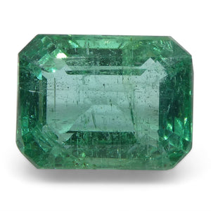 3.05ct Emerald Cut Emerald - Skyjems Wholesale Gemstones