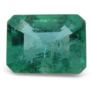 2.61ct Emerald Cut Emerald - Skyjems Wholesale Gemstones