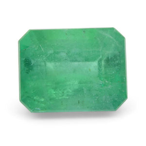 Emerald 2.45 cts 8.77x6.84x5.58mm Emerald Cut Green  $250