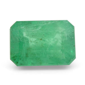 Emerald 2.36 cts 8.97x6.42x5.47mm Emerald Cut Green  $240