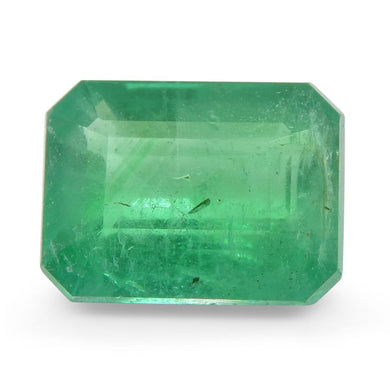 1.59 ct Emerald Cut Emerald
