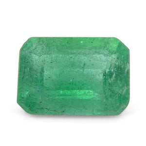 Emerald 1.37 cts 8.01x5.73x4.17mm Emerald Cut Green  $250