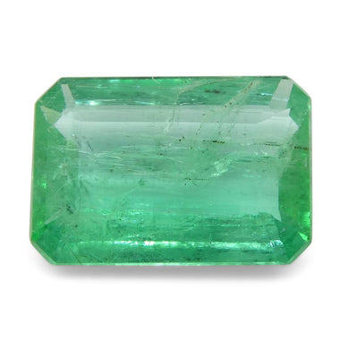 1.62 ct Emerald Cut Emerald - Skyjems Wholesale Gemstones