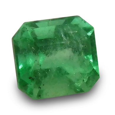 0.69 ct Emerald Cut Emerald - Skyjems Wholesale Gemstones