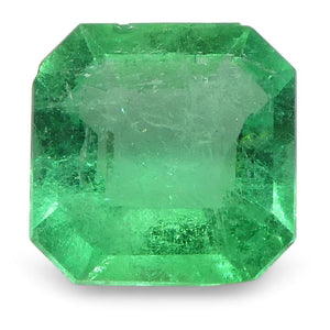 0.56 ct Emerald Cut Emerald Colombian - Skyjems Wholesale Gemstones