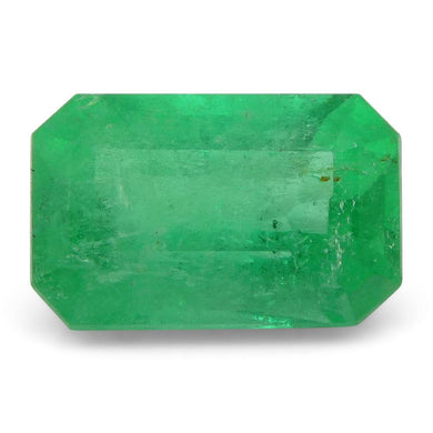 0.99 ct Emerald Cut Emerald Colombian - Skyjems Wholesale Gemstones