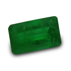 0.87 ct Emerald Cut Emerald