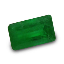 0.87 ct Emerald Cut Emerald - Skyjems Gemstones Gems