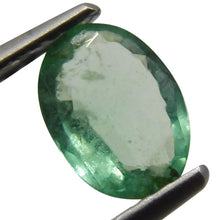 0.58 ct Oval Emerald