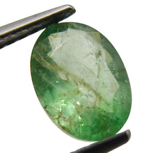 1.37 ct Oval Emerald