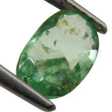 1.14 ct Oval Emerald