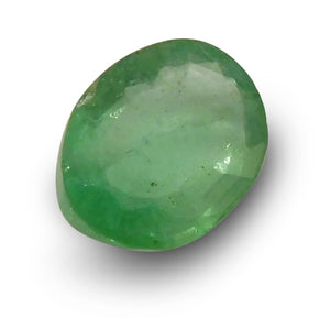 1.57 ct Oval Emerald