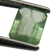 0.76 ct Emerald Cut Emerald
