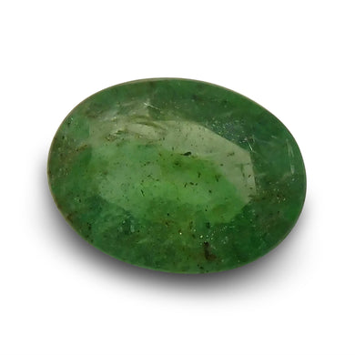 Emerald 1.43 cts  Oval Green  $120