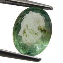 1.63 ct Oval Emerald
