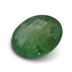 1.34 ct Oval Emerald