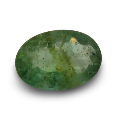 Emerald 1.32 cts  Oval Green  $70
