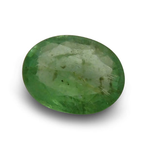 Emerald 1.53 cts  Oval Green  $80