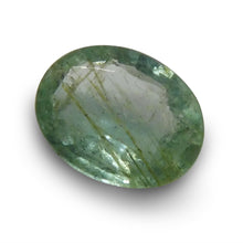 Emerald 1.3 cts  Oval Green  $70