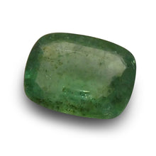 Emerald 0.79 cts  Cushion Green  $40