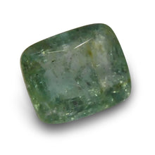 1.63 ct Cushion Emerald