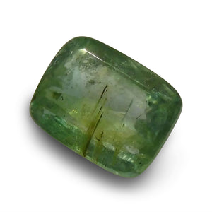 1.26 ct Cushion Emerald