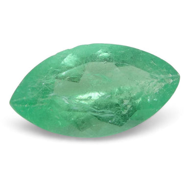 0.72 ct Marquise Emerald Colombian - Skyjems Wholesale Gemstones