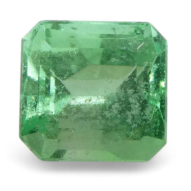0.82 ct Emerald Cut Emerald Colombian - Skyjems Wholesale Gemstones