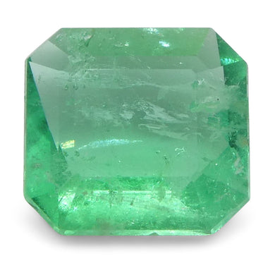 0.58 ct Emerald Cut Emerald Colombian - Skyjems Wholesale Gemstones