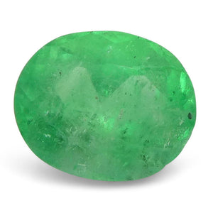 0.95 ct Oval Emerald Colombian - Skyjems Wholesale Gemstones