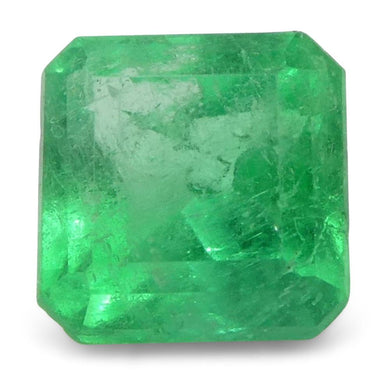 0.75 ct Square Emerald Colombian - Skyjems Wholesale Gemstones