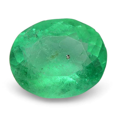 0.64 ct Oval Emerald Colombian - Skyjems Wholesale Gemstones