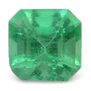 0.53 ct Square Emerald Colombian - Skyjems Wholesale Gemstones