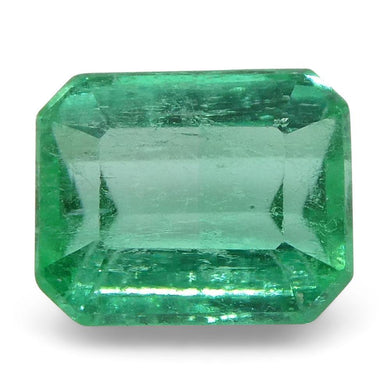0.55 ct Emerald Cut Emerald Colombian - Skyjems Wholesale Gemstones