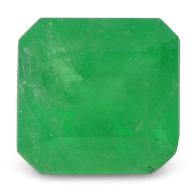0.93 ct Emerald Cut Emerald Colombian - Skyjems Wholesale Gemstones