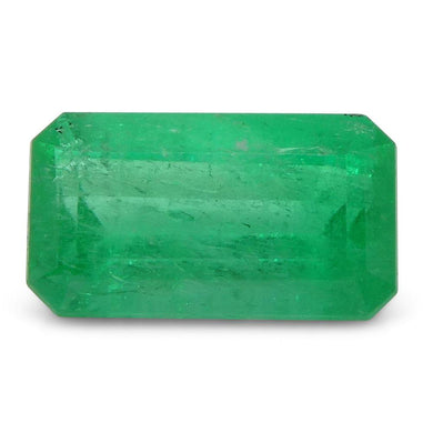 0.84 ct Emerald Cut Emerald Colombian - Skyjems Wholesale Gemstones