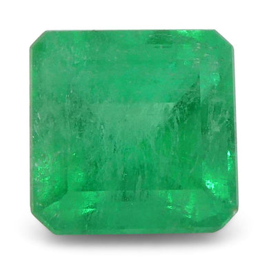 0.56 ct Square Emerald Colombian - Skyjems Wholesale Gemstones