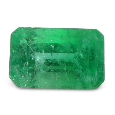 0.43 ct Emerald Cut Emerald Colombian - Skyjems Wholesale Gemstones